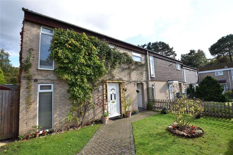 3 Bedrooms End Of Terrace House for sale in Jameston, Bracknell, Berkshire, RG12
