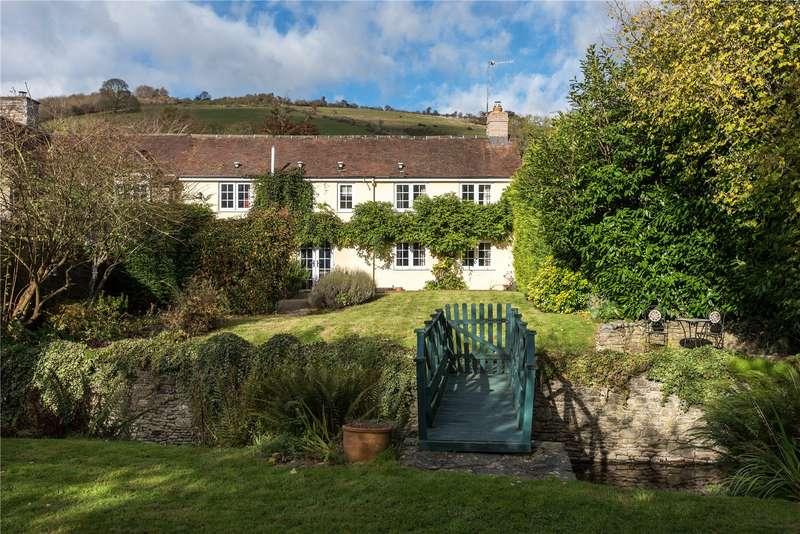 3 Bedrooms Semi Detached House for sale in Seabridge, Bridgend Lane, Bucknell, Shropshire, SY7