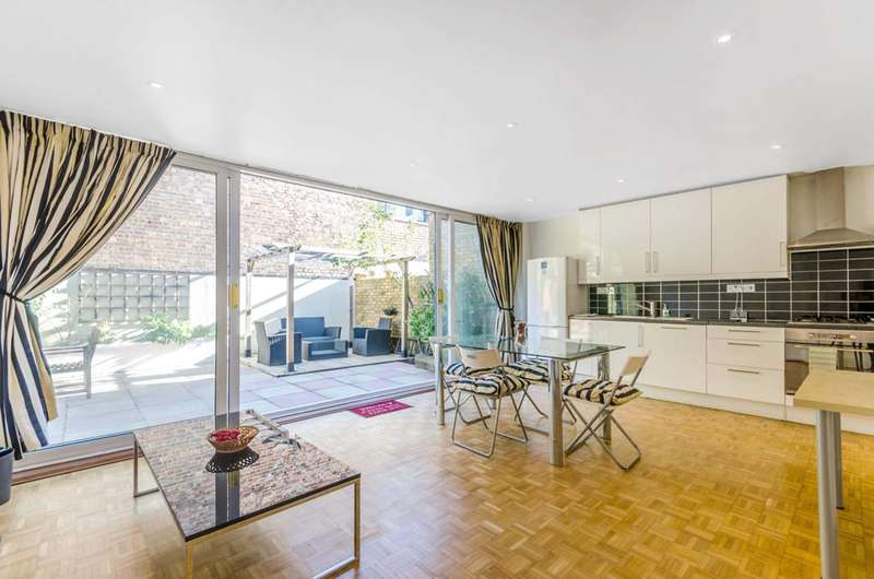 4 Bedrooms Terraced House for sale in Legion Close, Islington, N1
