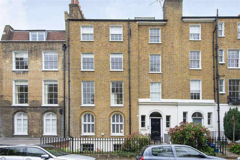 2 Bedrooms Flat for sale in Clapton Square, London, E5