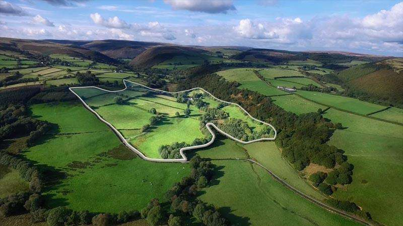 3 Bedrooms Farm Commercial for sale in Llanafanfawr, Builth Wells