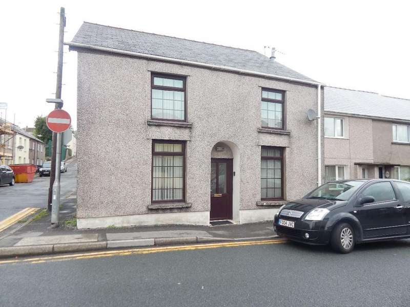 3 Bedrooms Detached House for sale in King Street, Brynmawr. NP23 4RF