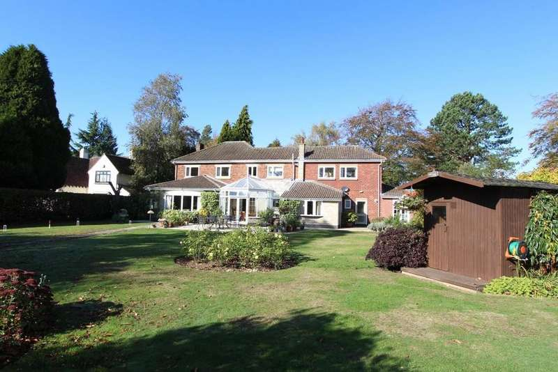 5 Bedrooms Detached House for sale in Ashlawn Road, Rugby