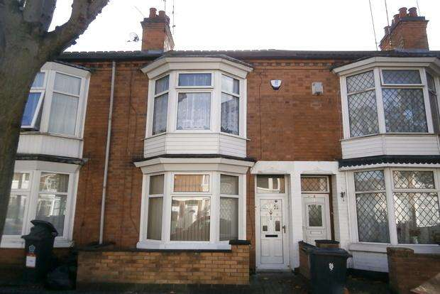 3 Bedrooms Terraced House for sale in Eastleigh Road, Off Narborough Road, Leicester, LE3