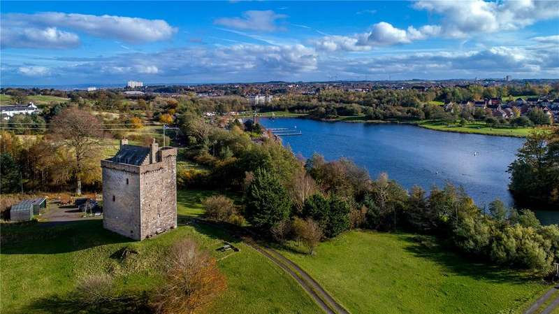 3 Bedrooms Unique Property for sale in Mains Castle, Rowan Avenue, East Kilbride, Glasgow, G74