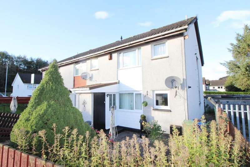1 Bedroom Flat for sale in Lamont Crescent, Renton G82