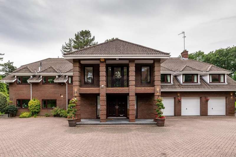 6 Bedrooms Detached House for sale in Dunedin Drive, Barnt Green