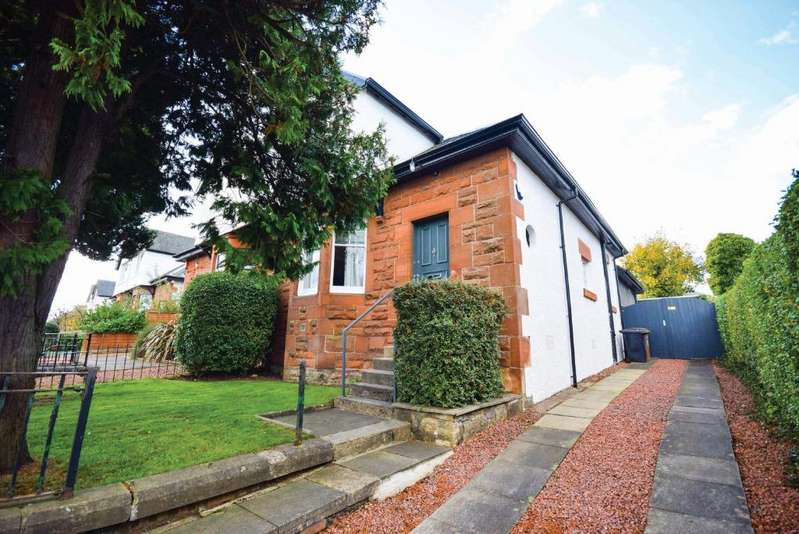 2 Bedrooms Semi Detached House for sale in Eaglesham Road, Clarkston, Glasgow, G76 7BT