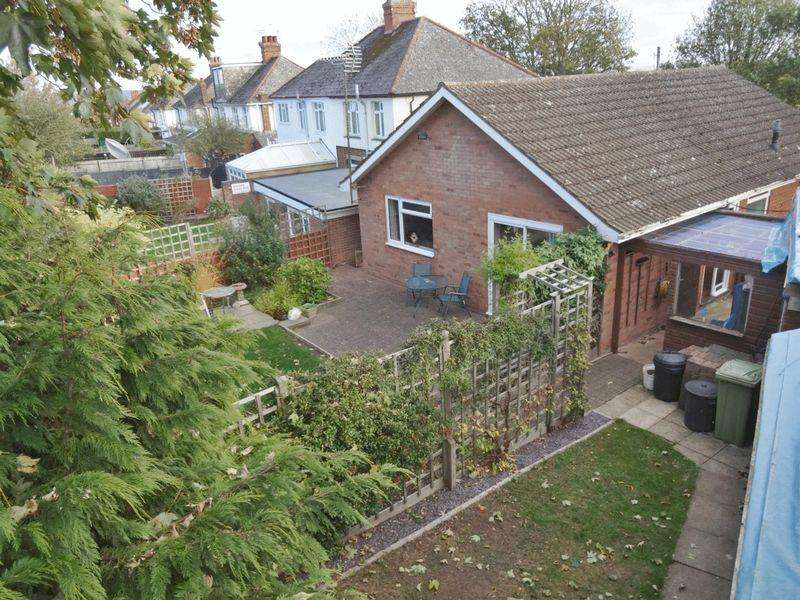 2 Bedrooms Bungalow for sale in Buckingham Road, Bletchley