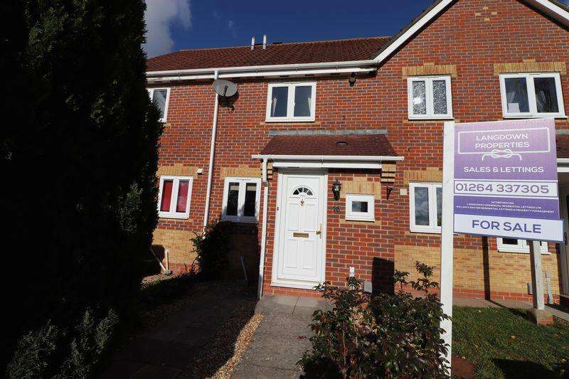 2 Bedrooms Terraced House for sale in Borkum Close, Saxon Fields