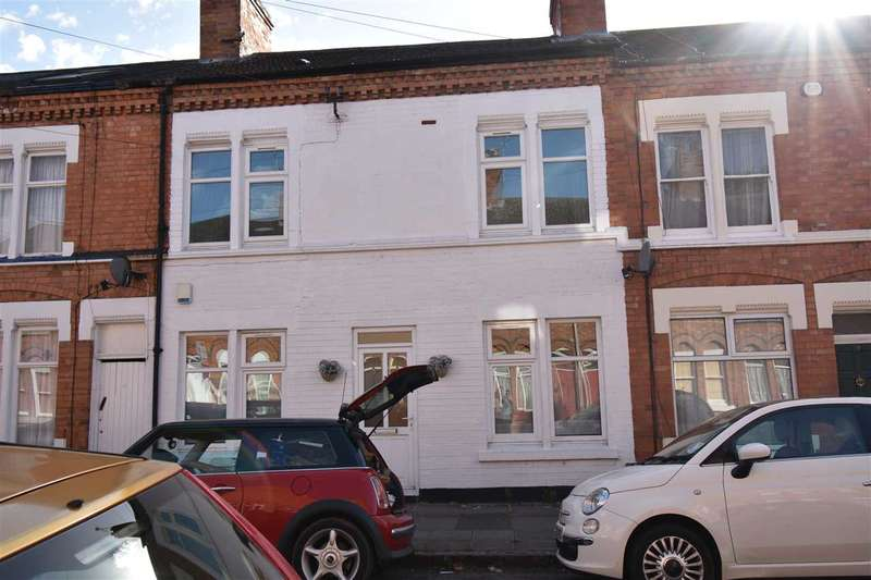 7 Bedrooms Terraced House for rent in Edward Road, LEICESTER