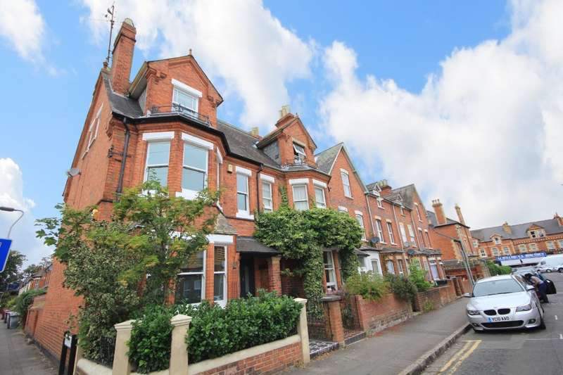 4 Bedrooms End Of Terrace House for sale in Argyle Street, Reading, RG1