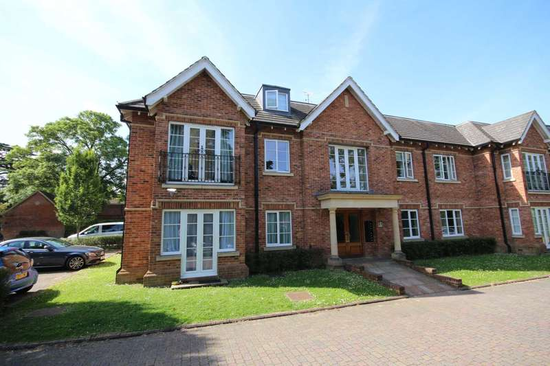 2 Bedrooms Apartment Flat for sale in Christine Ingram Gardens, Bracknell