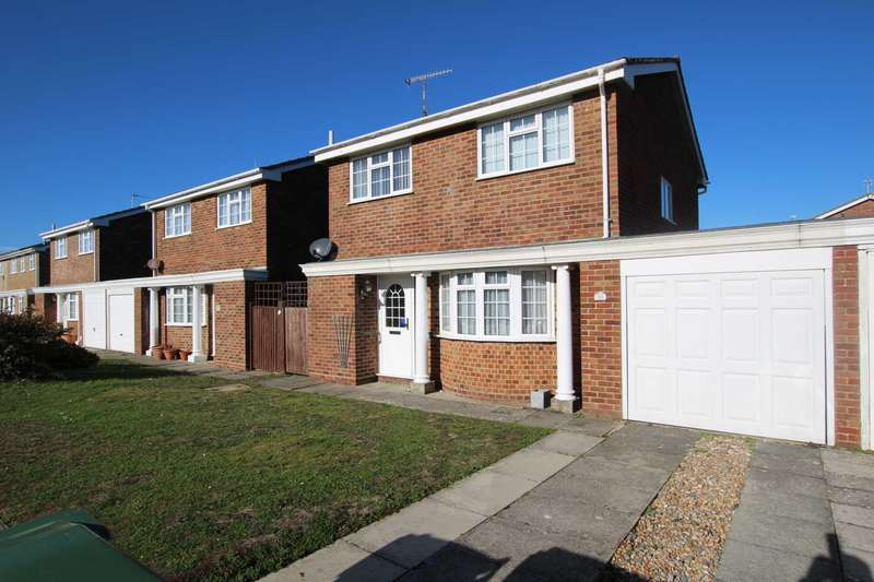 3 Bedrooms Detached House for sale in Vian Avenue, Eastbourne, BN23 6EU