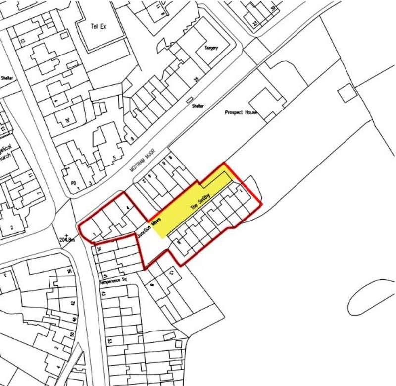 Property for sale in Ground Rent Investment, Junction Mews, Mottram Moor, Mottram, Hyde, Cheshire
