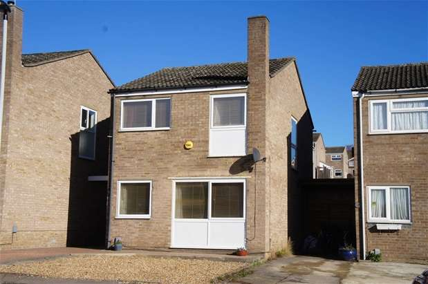 3 Bedrooms Detached House for sale in Turner Way, Bedford