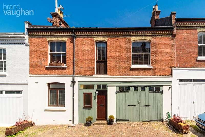 4 Bedrooms Terraced House for sale in Eaton Grove, Hove, BN3