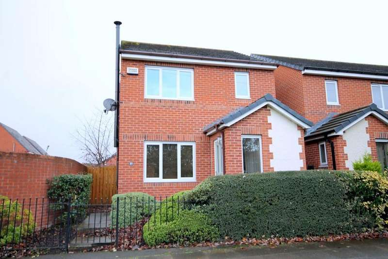3 Bedrooms Detached House for sale in Seaton Lane, South Beach, Hartlepool