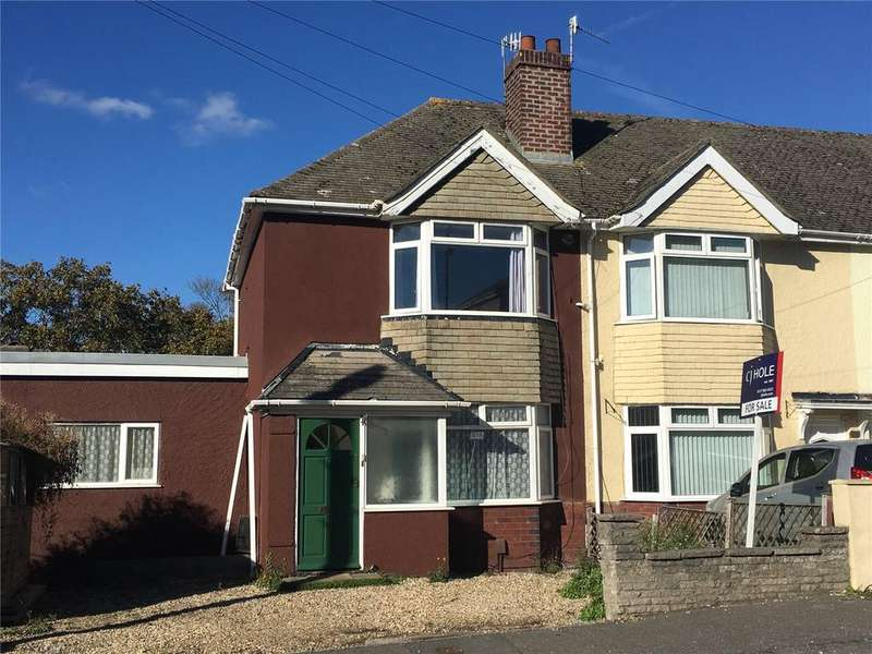 4 Bedrooms End Of Terrace House for sale in St Peters Rise, Headley Park, Bristol, BS13