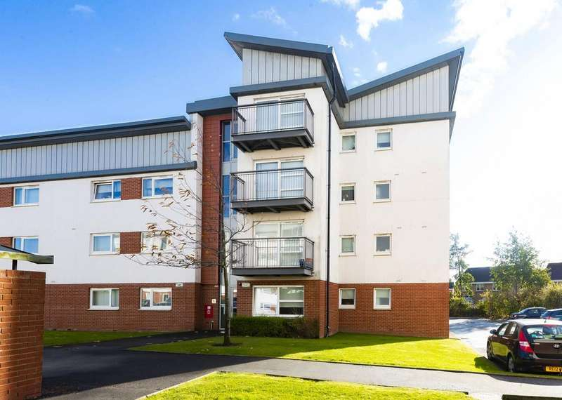 2 Bedrooms Apartment Flat for sale in Scapa Way, Stepps