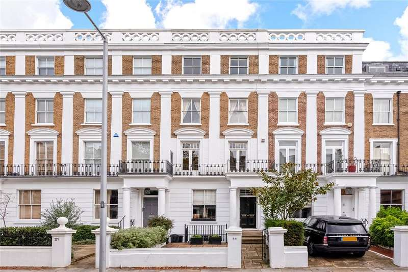 6 Bedrooms Terraced House for sale in Drayton Gardens, Chelsea, London, SW10