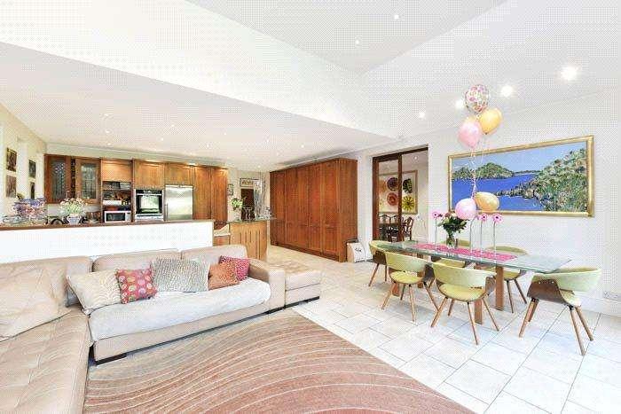 5 Bedrooms Semi Detached House for sale in Beechwood Avenue, Finchley, London, N3