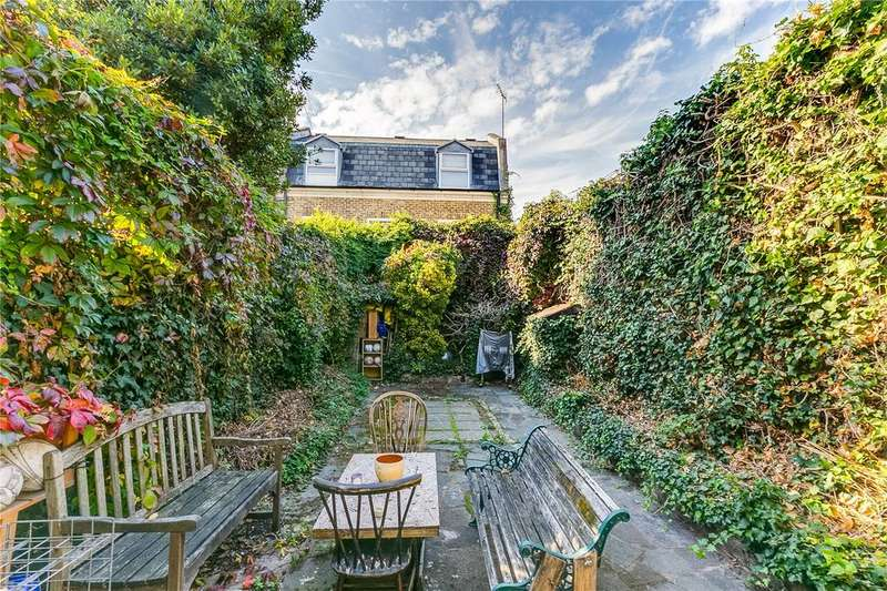 4 Bedrooms End Of Terrace House for sale in Dalling Road, London, W6