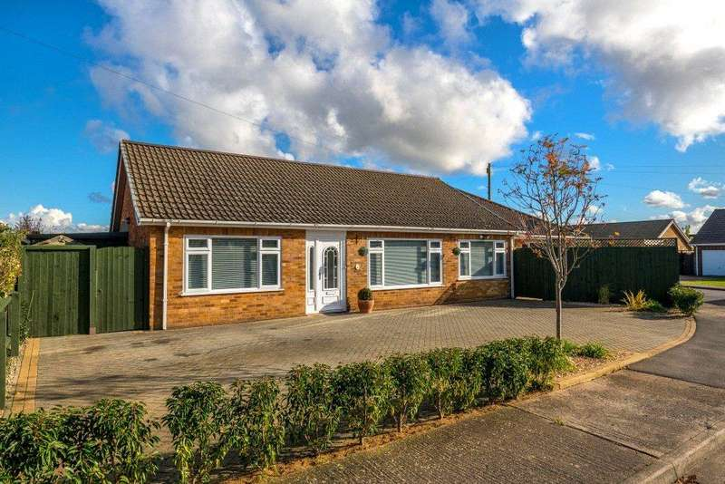 4 Bedrooms Detached Bungalow for sale in The Lea, Leasingham, Sleaford, Lincolnshire, NG34