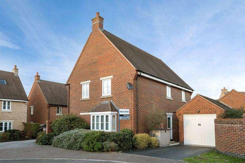 4 Bedrooms Detached House for sale in Kerrison Close, Lidlington