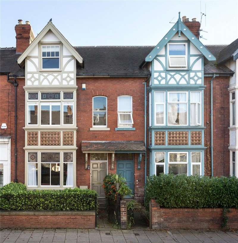 4 Bedrooms Terraced House for sale in East Parade, Heworth Green, York, YO31