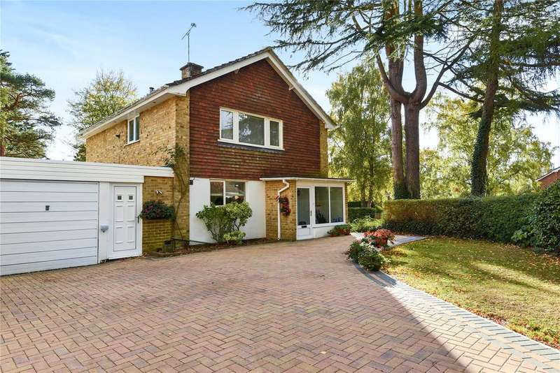 3 Bedrooms Detached House for sale in Hocombe Wood Road, Parish Of Ampfield, Hampshire, SO53