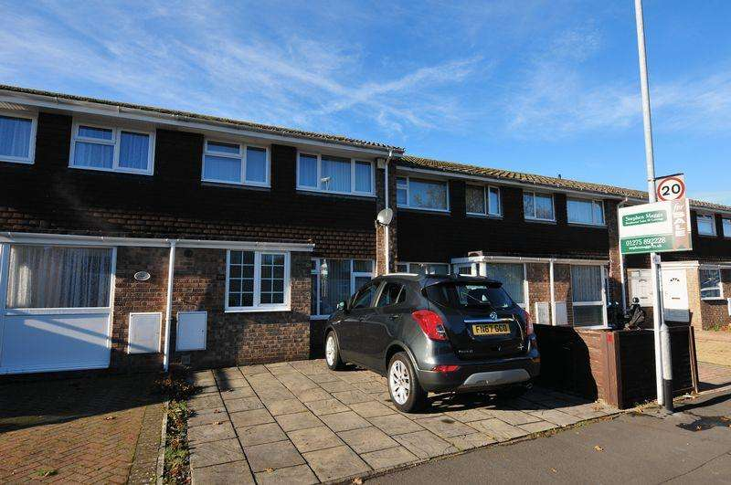 3 Bedrooms Terraced House for sale in Great Hayles Road, Whitchurch, Bristol, BS14
