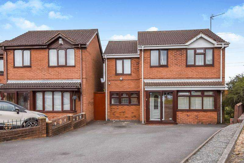 3 Bedrooms Detached House for sale in North Park Road, Birmingham