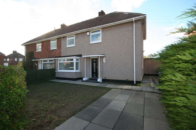 3 Bedrooms Semi Detached House for sale in Copgrove Close, Middlesbrough, TS3