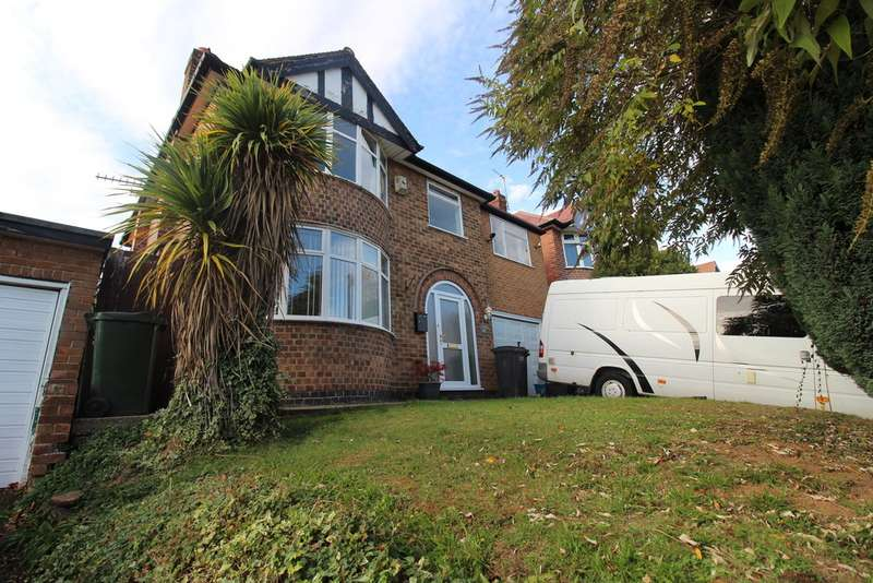 5 Bedrooms Detached House for sale in Douglas Avenue, Carlton NG4