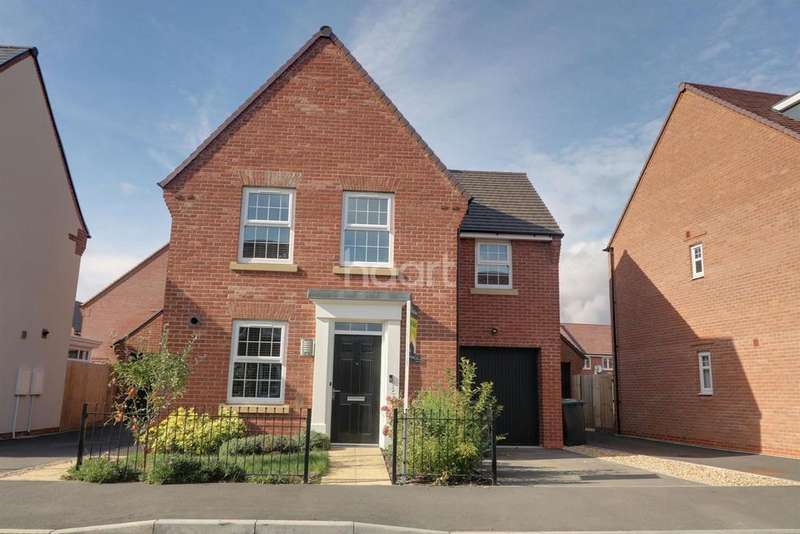 3 Bedrooms Detached House for sale in Great Linns