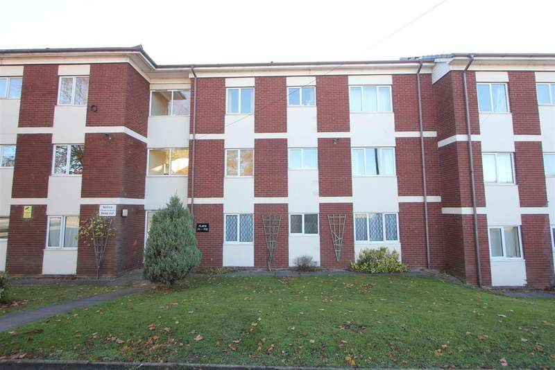 2 Bedrooms Ground Flat for sale in Deveron Way, Hinckley