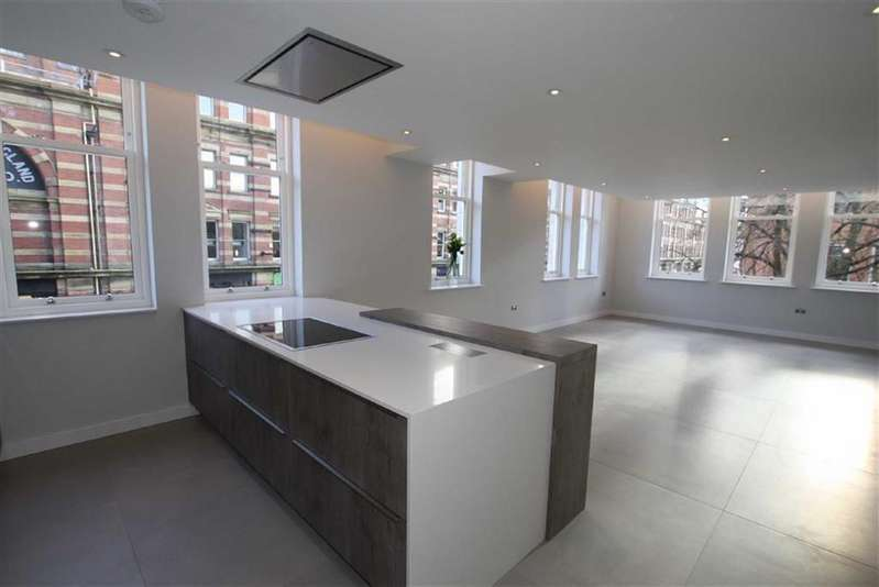 3 Bedrooms Apartment Flat for sale in St John Street, Manchester