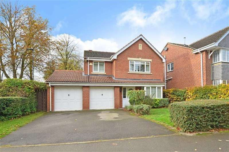 4 Bedrooms Detached House for sale in Pickard Drive, Richmond, Sheffield, S13