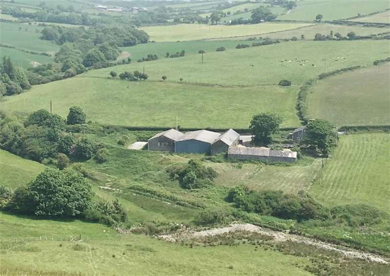 Farm Land Commercial for sale in Land And Outbuildings At Rhydmeirionydd, Clarach Road, Borth, SY24