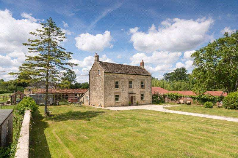 5 Bedrooms Detached House for sale in Peckingell, Langley Burrell, Chippenham, Wiltshire, SN15