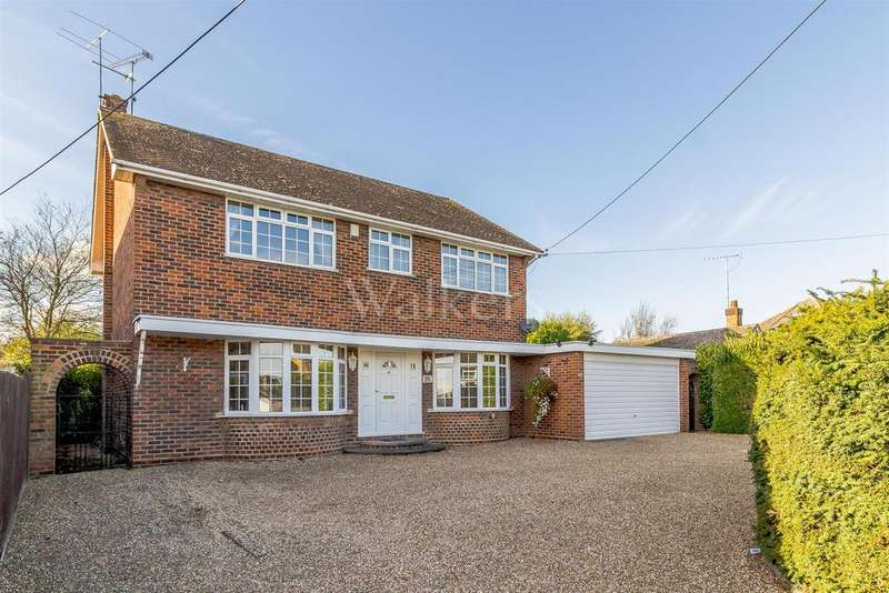 4 Bedrooms Detached House for sale in Swan Lane, Wickford