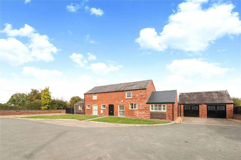 4 Bedrooms Detached House for sale in Ridley Wood Court, Ridley Wood, Wrexham, Clwyd, LL13