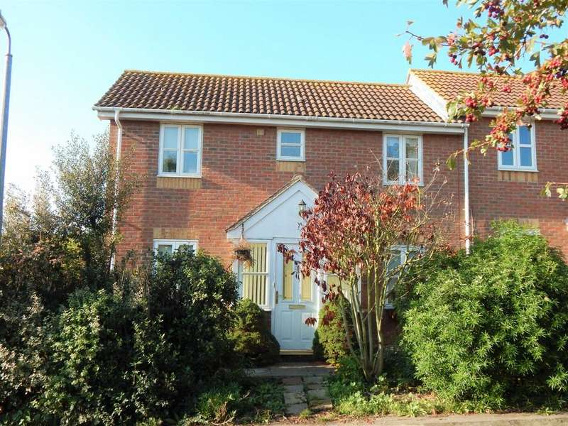 2 Bedrooms Semi Detached House for sale in CHAFFINCH DRIVE, DOVERCOURT CO12