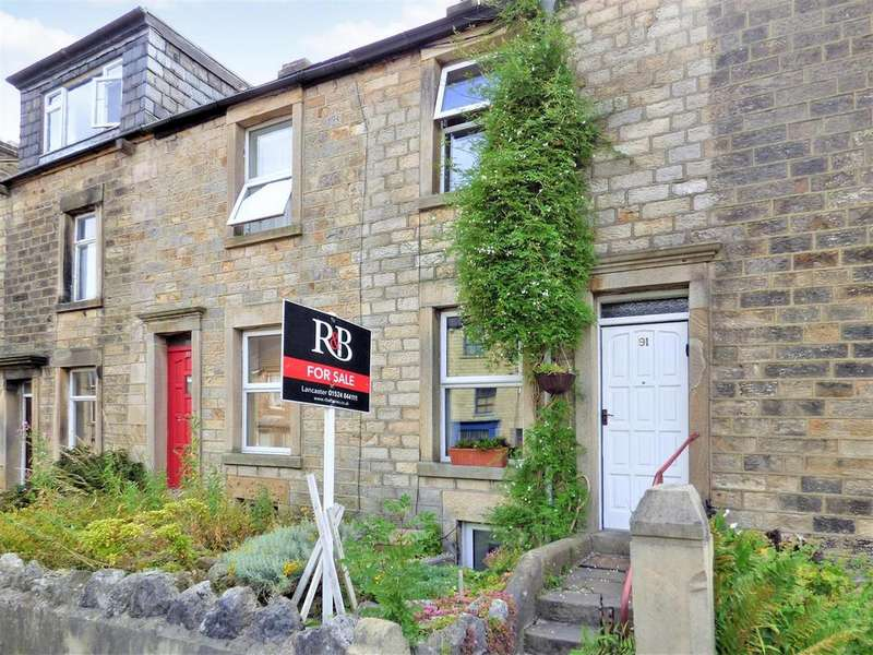 3 Bedrooms Terraced House for sale in Windermere Road, Lancaster