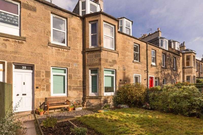 3 Bedrooms Maisonette Flat for sale in 25 Ivy Terrace, Edinburgh, EH11 1PJ