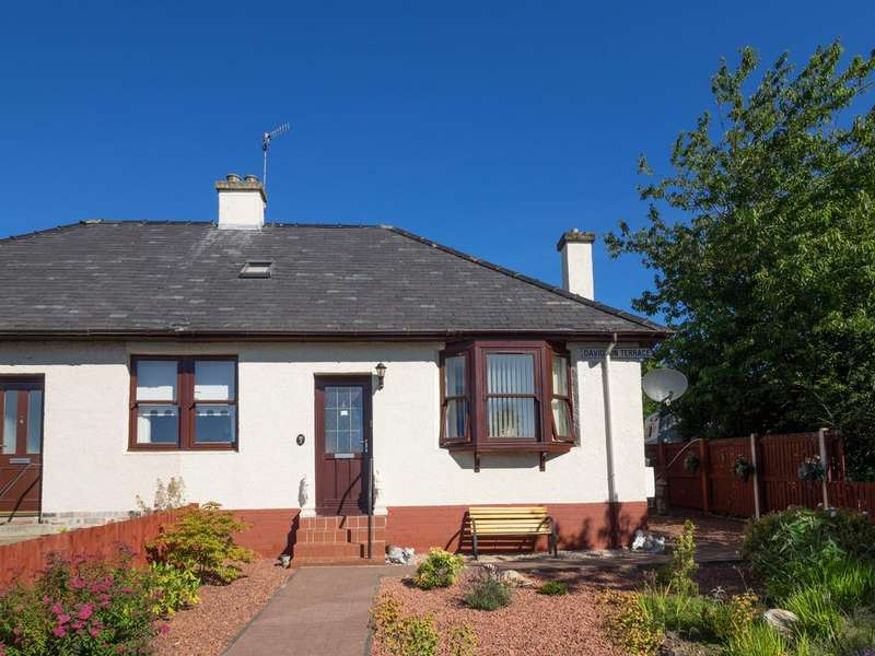 1 Bedroom Semi Detached Bungalow for sale in Davidson Terrace, Haddington EH41
