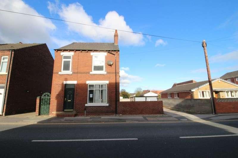 3 Bedrooms Detached House for sale in Queen Street, Normanton, WF6