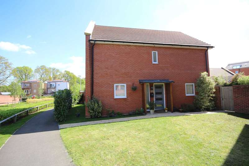 4 Bedrooms Detached House for sale in Nicholson Park, Bracknell
