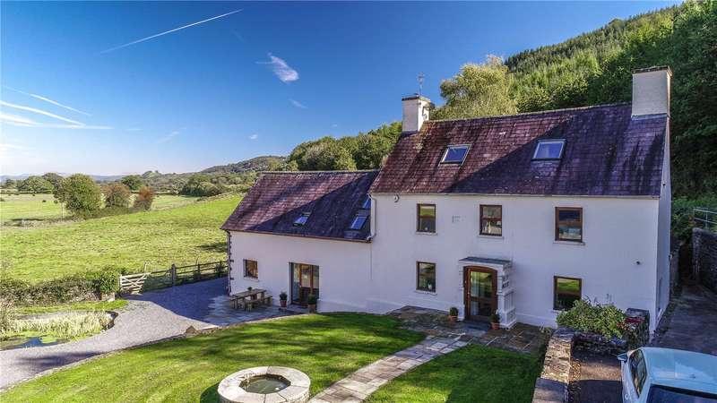 5 Bedrooms Detached House for sale in Tynewydd, Llanarthney, Carmarthen, Sir Gaerfyrddin